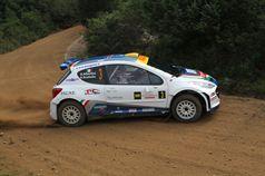 Stefano Albertini, Simone Scattolin (Peugeot 207 S2000 #3), ITALIAN RALLY CHAMPIONSHIP