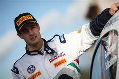 Stefano Albertini, ITALIAN RALLY CHAMPIONSHIP