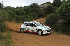 Moreno Cenedese, Roberto Simoni (Ford Fiesta S2000 #7), ITALIAN RALLY CHAMPIONSHIP
