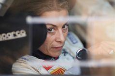 Anna Andreussi, ITALIAN RALLY CHAMPIONSHIP