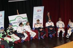 Press Conference, ITALIAN RALLY CHAMPIONSHIP