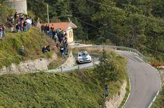 Andreas Aigner, Barbara Watzl (Subaru Impreza STI #7, Stohl Racing), ITALIAN RALLY CHAMPIONSHIP