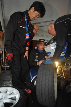 Andreas Aigner (Subaru Impreza STI #7, Stohl Racing), ITALIAN RALLY CHAMPIONSHIP