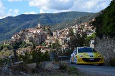 Stefano Albertini, Simone Scattolin (Peugeot 207 S2000 #11), ITALIAN RALLY CHAMPIONSHIP