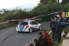 Paolo Andreucci, Anna Andreussi (Peugeot 207 S2000 #5, Racing Lions), ITALIAN RALLY CHAMPIONSHIP