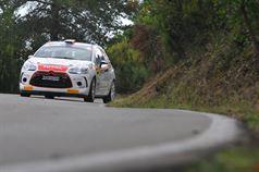 Alessandro Bettega, Cargnelutti Paolo (Citroen DS3 R3T #36, Pintarally Motorsport Asd), ITALIAN RALLY CHAMPIONSHIP