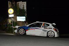 Bryan Bouffier, Xavier Panseri (Peugeot 207 S2000 #3, Delta Rally), ITALIAN RALLY CHAMPIONSHIP
