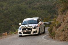 Marco Cappello, Simone Fabbian (Suzuki Swift #250, Millenium Sport Promotion), ITALIAN RALLY CHAMPIONSHIP