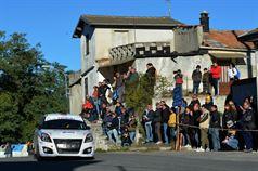 Gino Cerutti, Clemente Musiari (Suzuki Swift #239, Asd G.R. Sport), ITALIAN RALLY CHAMPIONSHIP