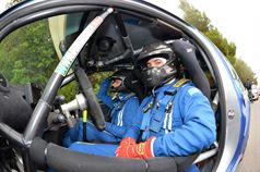 Andrea Crugnola, Michele Ferrara (Etruria Renault Twingo R2B #47), ITALIAN RALLY CHAMPIONSHIP