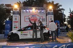 Federico Gasperetti, Federico Ferrari (Renault Megane RS #24, Pistoia Corse), ITALIAN RALLY CHAMPIONSHIP