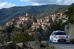 Vasily Gryasin, Dimitry Chumak (Ford Fiesta S2000 Sport #8, Racing Technologies), ITALIAN RALLY CHAMPIONSHIP