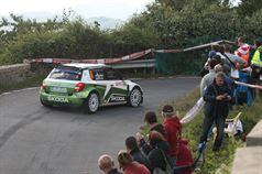 Esapekka Lappi, Janne Ferm (Skoda Fabia S2000 #6, Skoda Motorsport), ITALIAN RALLY CHAMPIONSHIP