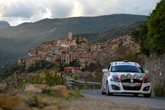 Stephanie Le Coultre, Sonia Boi (Suzuki Swift #240, Racing Team Nyonnais), ITALIAN RALLY CHAMPIONSHIP