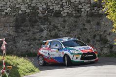 Andrea Nucita, Giuseppe Princiotto (Citroen DS3 R3T Phoenix #31), ITALIAN RALLY CHAMPIONSHIP