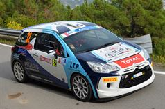 Alessandro Re, Giulio Turatti (Citroen DS3 R3T #32, Giesse Promotion), ITALIAN RALLY CHAMPIONSHIP
