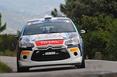 Alessandro Re, Giulio Turatti (Citroen DS3 R3T #32, Giesse Promotion), ITALIAN RALLY CHAMPIONSHIP