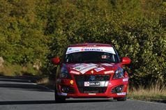 Simone Rivia,Ivan Oldano (Suzuki Swift #248, Asd G.R. Motorsport), ITALIAN RALLY CHAMPIONSHIP
