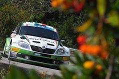 Umberto Scandola, Guido D Amore (Skoda Fabia S2000 #4, Car Racing), ITALIAN RALLY CHAMPIONSHIP