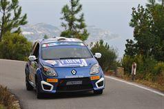 Giacomo Scattolon, Fabio Grimaldi (Renault Twingo R2B #48, Road Runner Team), ITALIAN RALLY CHAMPIONSHIP
