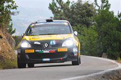 Michele Tassone, Marco Rossi (Renault Clio R3C #39, Meteco Corse Srl), ITALIAN RALLY CHAMPIONSHIP