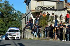 Alessandro Uliana, Corrado Bonato (Suzuki Swift #238, Trt La Scuderia Asd), ITALIAN RALLY CHAMPIONSHIP