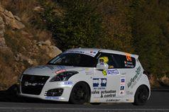 Filippo Visconti, Filippo Gravaghi (Suzuki Swift #247, Asd Scuderia Proracing), ITALIAN RALLY CHAMPIONSHIP