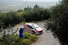 Denis Colombini, Erica Furlan (Ford Fiesta R5, #7);, ITALIAN RALLY CHAMPIONSHIP