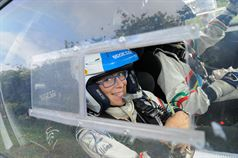 Paolo Andreucci, Anna Andeucci (Peugeot 208 T16, #3 Racing Lion SRL);, ITALIAN RALLY CHAMPIONSHIP