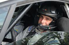 Giacomo Scattolon, Fabio Grimaldi (Peugeot 208 R2B, #33 Road Runner Team, ITALIAN RALLY CHAMPIONSHIP