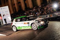 Umberto Scandola, Guido D Amore (Skoda Fabia S2000, # 1 Car Racing);, ITALIAN RALLY CHAMPIONSHIP