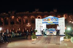 Paolo Andreucci, Anna Andreussi (Peugeot 208 T16,#3 Racing Lion);, ITALIAN RALLY CHAMPIONSHIP