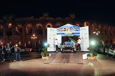 Andrea Nucita, Sara Cotone (Peugeot 207 S2000, #4 Phoenix);, ITALIAN RALLY CHAMPIONSHIP