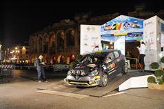 Fabrizio Andolfi, Andrea Casalini (Renault Clio R3T, #23 Renault Sport Technologies);, ITALIAN RALLY CHAMPIONSHIP