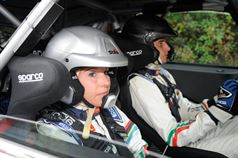 Stefano Albertini, Silvia Mazzetti (Peugeot 208 R2B, #33 Racing Lion);, ITALIAN RALLY CHAMPIONSHIP
