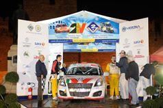 Michele Tassone, Daniele Michi (Suzuki Swift Sport R1B, #301 Meteco Corse);, ITALIAN RALLY CHAMPIONSHIP