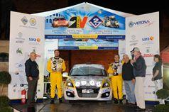 Andrea Iacconi, Omar Barsottelli (Suzuki Swift R1B, #303);, ITALIAN RALLY CHAMPIONSHIP