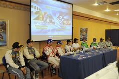 Conferenza Stampa 32° Rally Due Valli, ITALIAN RALLY CHAMPIONSHIP