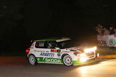 Emanuele Arbetti, Samantha De Colle (Skoda Fabia S2000, #6 Car Racing);, ITALIAN RALLY CHAMPIONSHIP