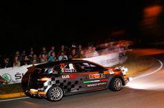 Fabrizio Andolfi, Andrea Casalini (Renault Clio R3T, #23 Renautl Sport Technologies);, ITALIAN RALLY CHAMPIONSHIP