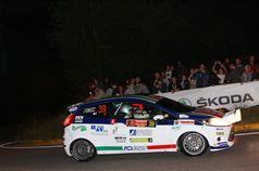 Jacopo Trevisani, Nicolo Ventoso (Ford Fiesta R2B, #39);, ITALIAN RALLY CHAMPIONSHIP