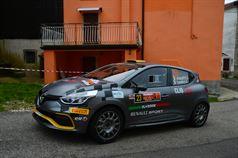 Fabrizio Jr Andolfi, Andrea Casalini (Renault Clio R3T, #23 Renault Sport Technologies);, ITALIAN RALLY CHAMPIONSHIP