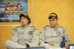 Giacomo Scattolon, Fabio Grimaldi, Conferenza Stampa 32° Rally Due Valli, ITALIAN RALLY CHAMPIONSHIP