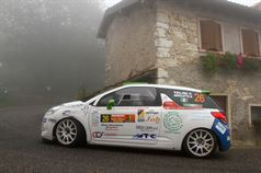 Federico Talini, Nicola Angilletta (Citroen DS3 R3T, #26 TRS);, ITALIAN RALLY CHAMPIONSHIP