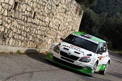 Umberto Scandola, Guido D Amore (Skoda Fabia S2000, #1 Car Racing);, ITALIAN RALLY CHAMPIONSHIP