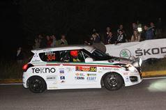 Gianluca Saresera, Luca Viviani (Suzuki Swift Sport, #304 Just Race);, ITALIAN RALLY CHAMPIONSHIP