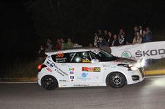 Filippo Visconti, Filippo Gravaghi (Suzuki Swift Sport R1B, #305 Meteco Corse);, ITALIAN RALLY CHAMPIONSHIP