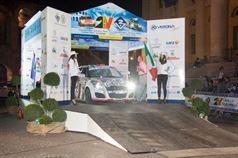 Michele Tassone, Daniele Michi (Suzuki Swift R1B, #301 Meteco Corse);, ITALIAN RALLY CHAMPIONSHIP