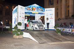 Iacopo Lucarelli, Alessio Ferrari (Suzuki Swift Sport R1B, #302);, ITALIAN RALLY CHAMPIONSHIP