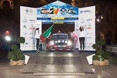Eugenio Mandelli, Alessio Diego Gremo (Suzuki Swift Sport R1B, #306 Due Gi Sport);, ITALIAN RALLY CHAMPIONSHIP